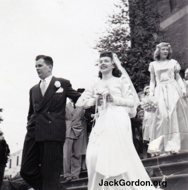 Roberta and Jack Gordon